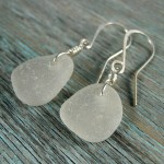 Sea Glass Earrings