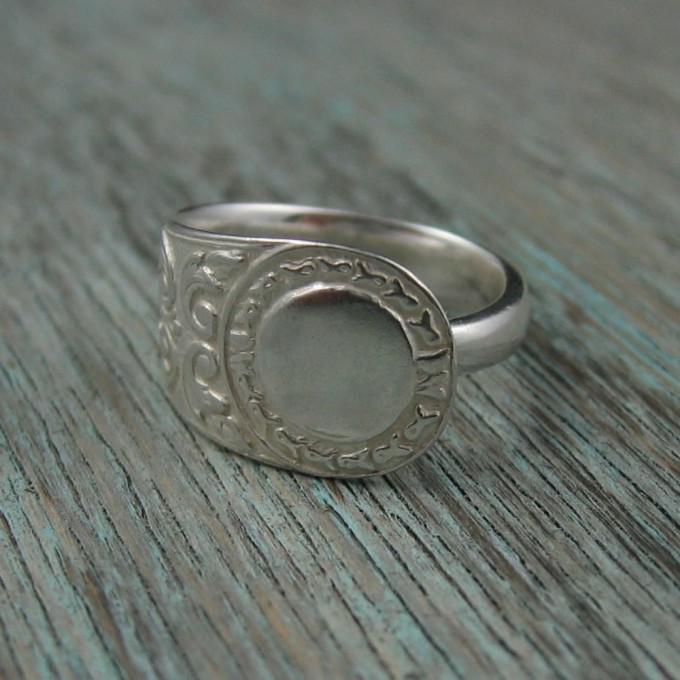 Milomade Shop - Pamuya - Sterling Silver Ring