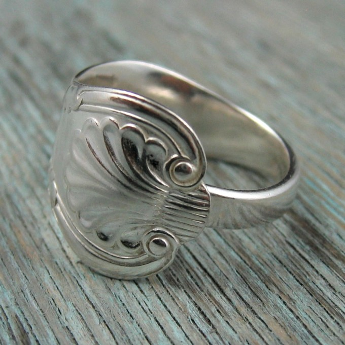 Milomade Shop - Raigain - Sterling Silver Ring