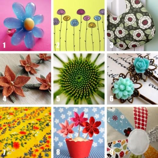 Theme Thursday - In Full Bloom