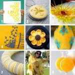Milomade Theme Thursday - Mellow Yellow