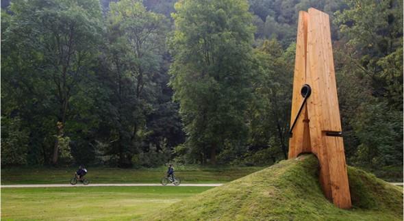 Sculpture by Mehmet Ali UYSAL