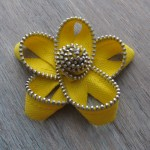 Milomade Zippy Flower Brooch