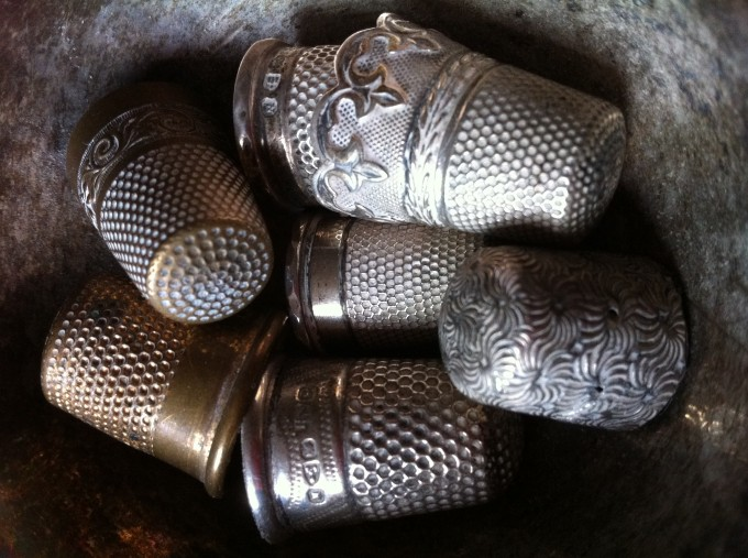 Thimbles to be recycled into Jewellery