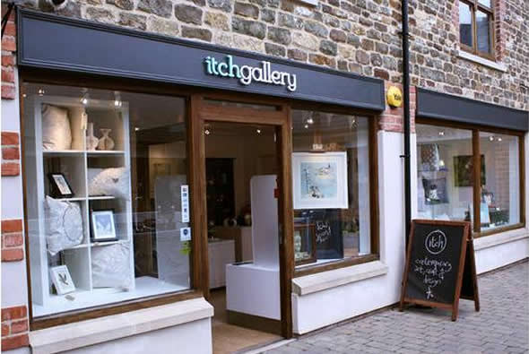 Itch Gallery