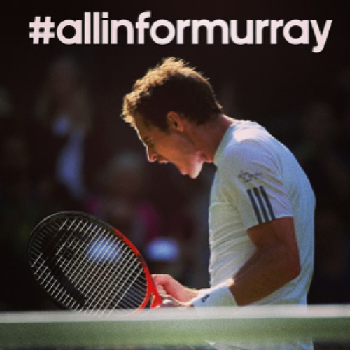 All In For Murray