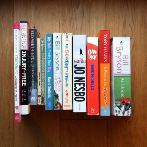 Books I'll never read