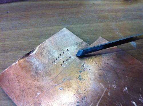 Practice stitches