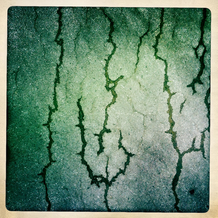 Inspiration - Cracks