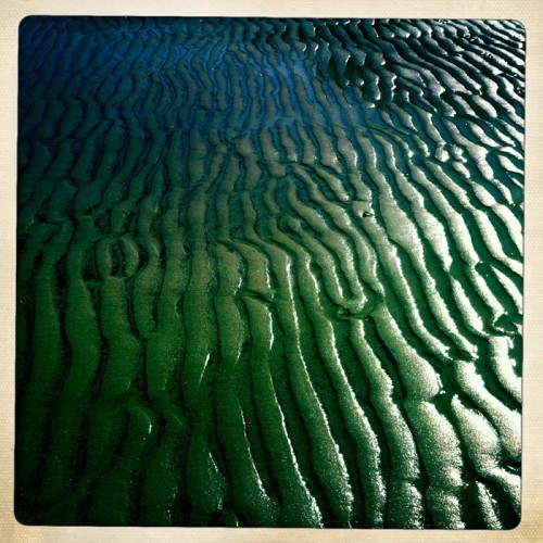Inspiration - Shifting Sands