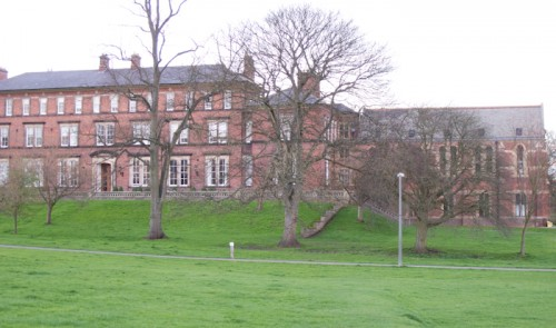 Ripon College converted into flats