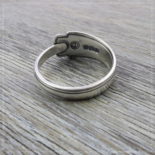 Milomade Antique Silver Ring - Saoirse - Get 20% Off Today!