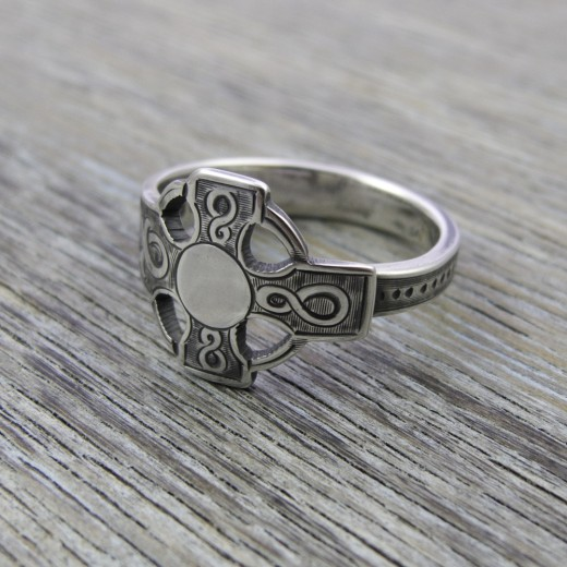Milomade Antique Silverware Ring - Cheilteach - Get 20% Off Today!