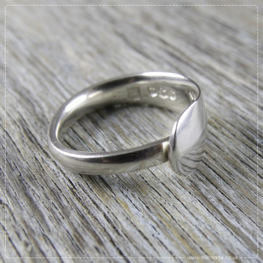 Milomade Antique Silver Ring - Creina - Get 20% Off Today!