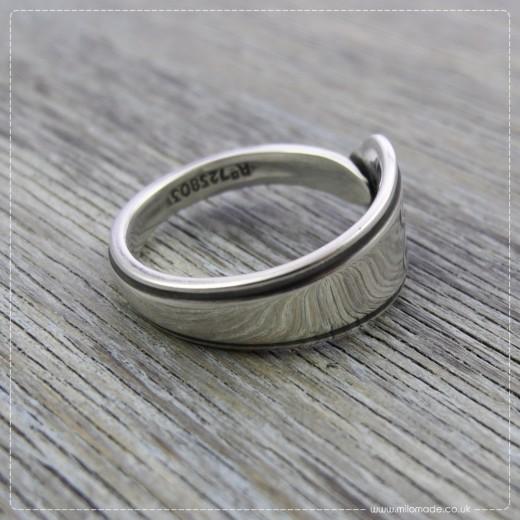 Milomade Antique Silverware Ring - Gailf - Get 20% Off Today!