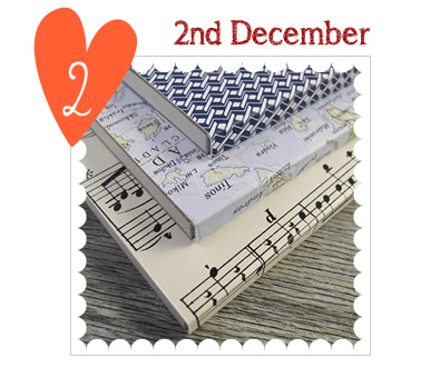 Advent Calendar 2014 - 2nd December - Eco Notepad Bundles