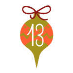 Advent Calendar - 13th December