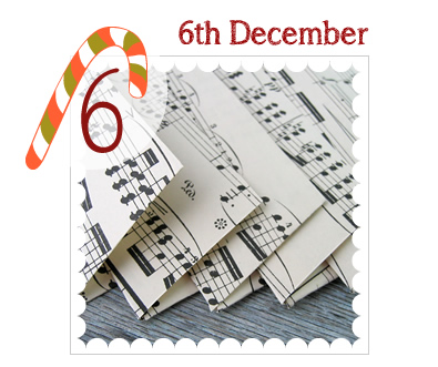 Advent Calendar 2014 - 6th December - Eco Envelopes