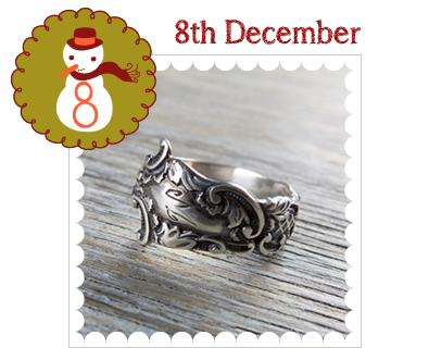 Advent Calendar 2014 - 8th December - Gifts For Her