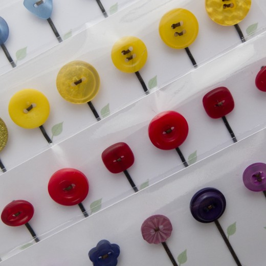 Milomade Accessories - Hair Clip Packs in sort sorts of colours and styles.