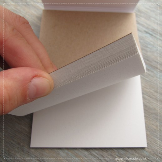 Milomade Eco Notepads