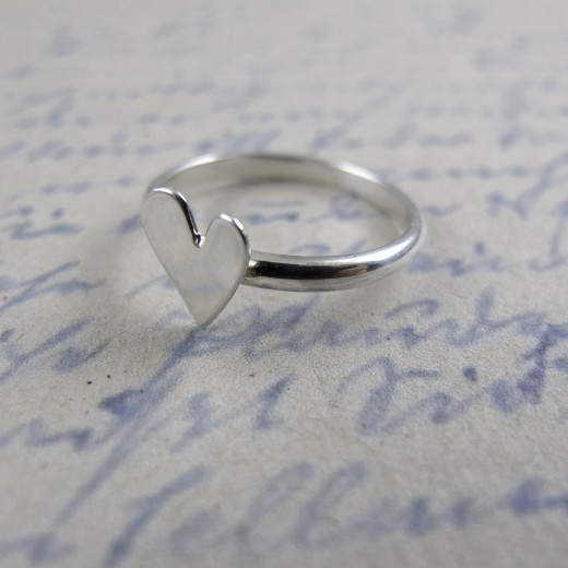 Enduring Love Collection - Heart Ring