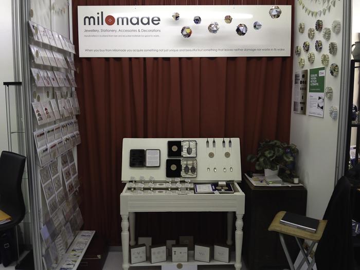 Milomade - BCTF 2015 Stand