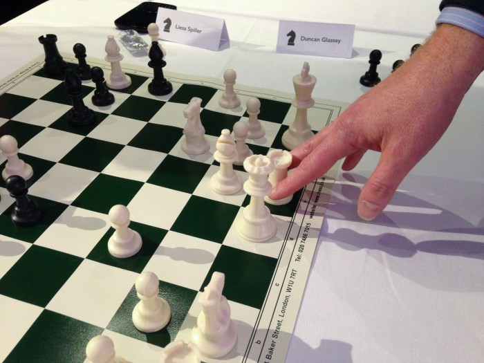 Playing Chess for Charity