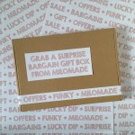 Lucky Dip Gift Boxes On Sale Now!