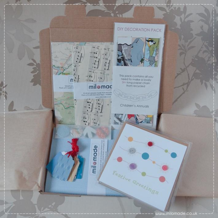 Milomade Lucky Dip Gift Boxes