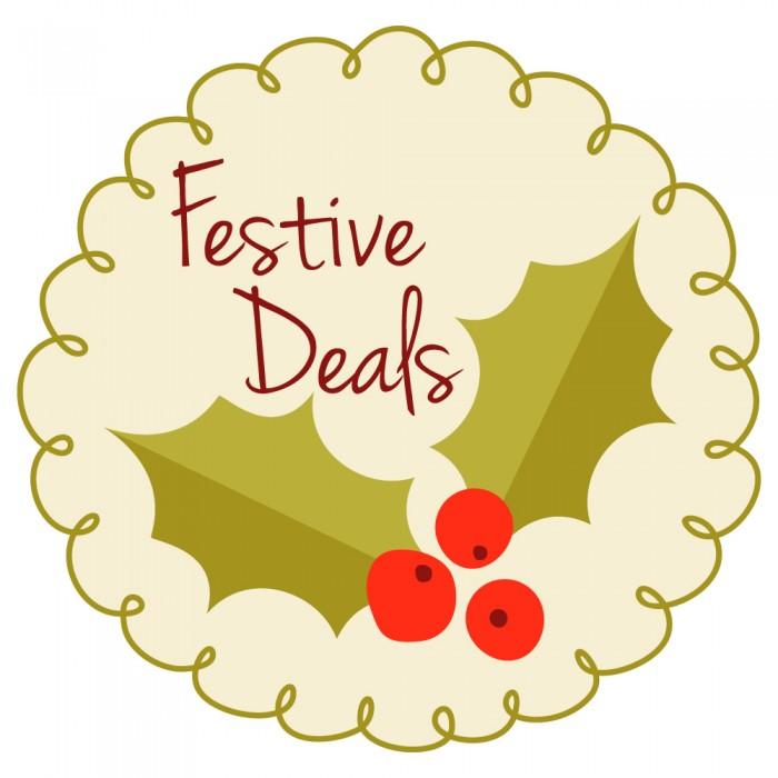 2015 Festive Deals in December