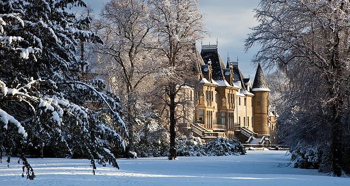 Winter Warmth 2015 - Park Gallery - Callendar House