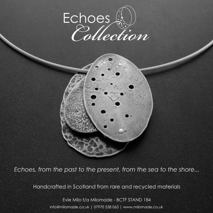 Echoes - A new collection from Evie Milo