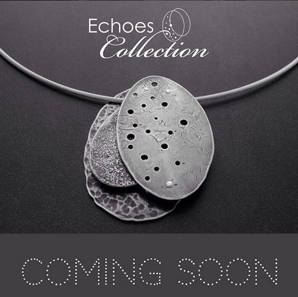 Echoes - A new jewellery collection from Milomade