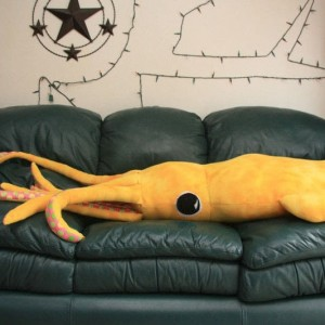 8ft Squid