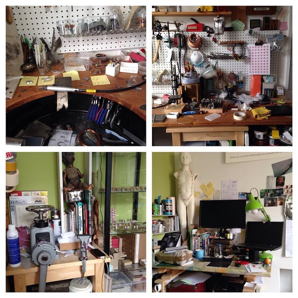 #MarchMeetTheMaker - Day 3 - Workspace