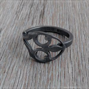 Milomade Antique Silverware Spoon Ring - Eochair