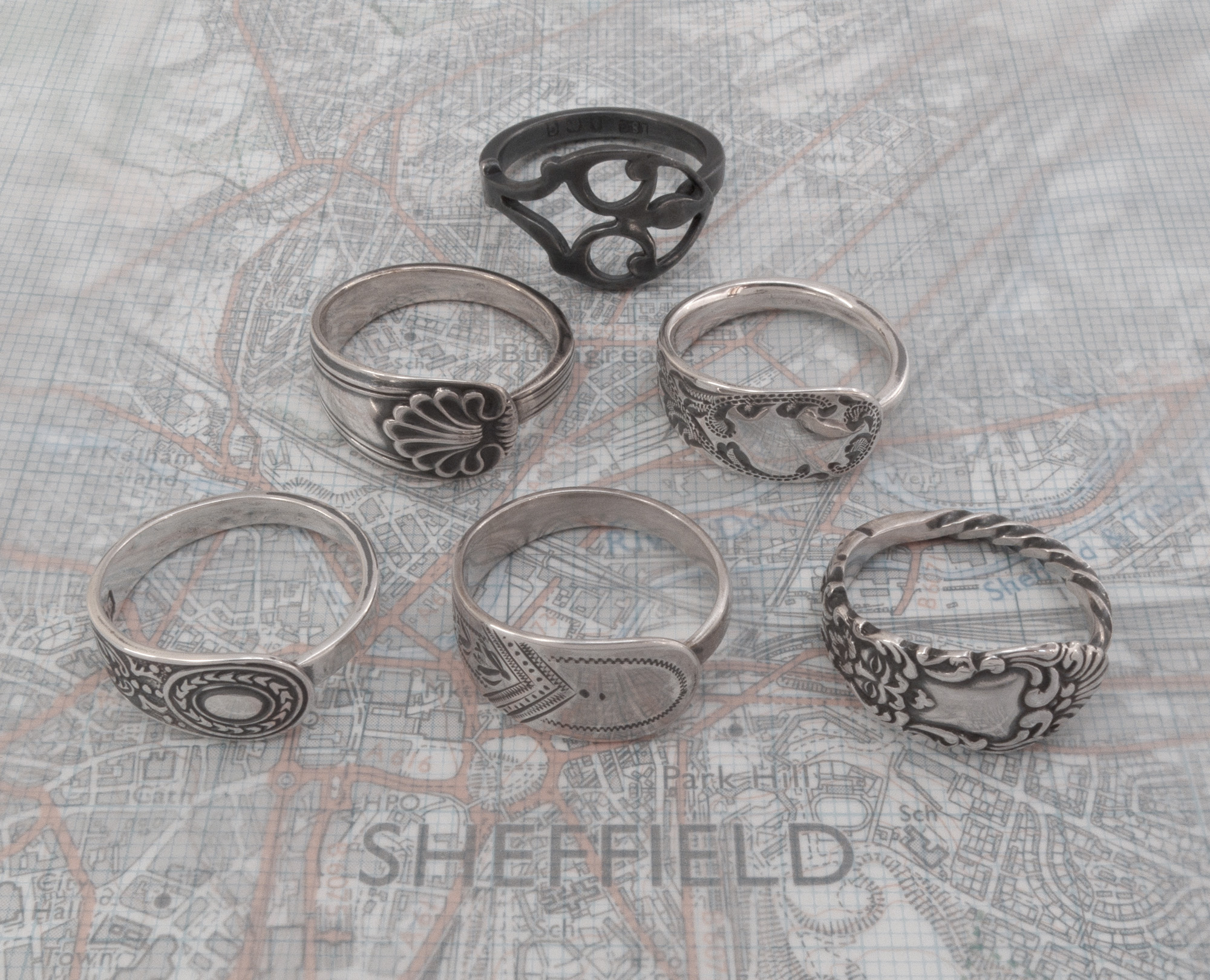 New Ring Designs in the Milomade shop 2016