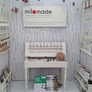 Milomade at BCTF 2016 - Stand 184