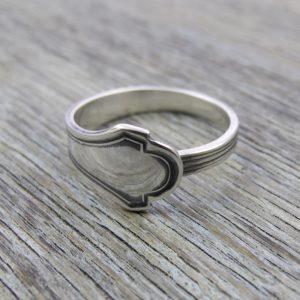 Milomade Antique Silverware Spoon Ring - Frama