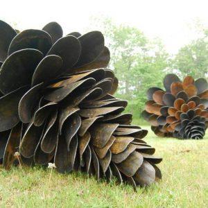 Floyd Elzinga - Pine Cone Colony