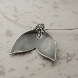 Milomade Whale Tail Pendants
