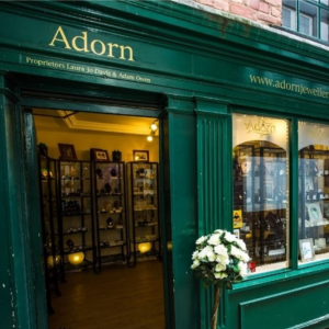 Adorn Jewellers in Chesterfield now stock Milomade