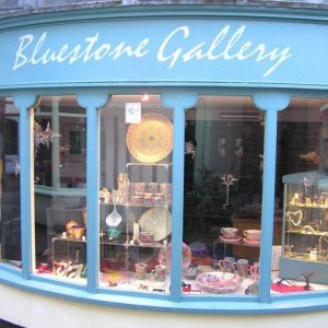 Bluestone Gallery in Devizes, Wiltshire, now stocks Milomade