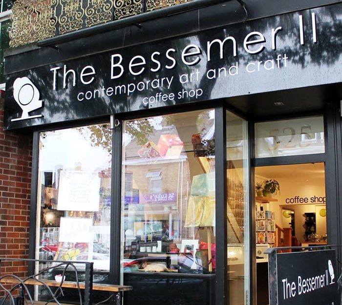 New Stockist - Bessemer II Gallery, Sheffield