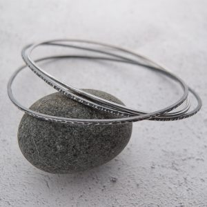 Milomade Jewellery - Echoes Collection - Rockpool Bangle