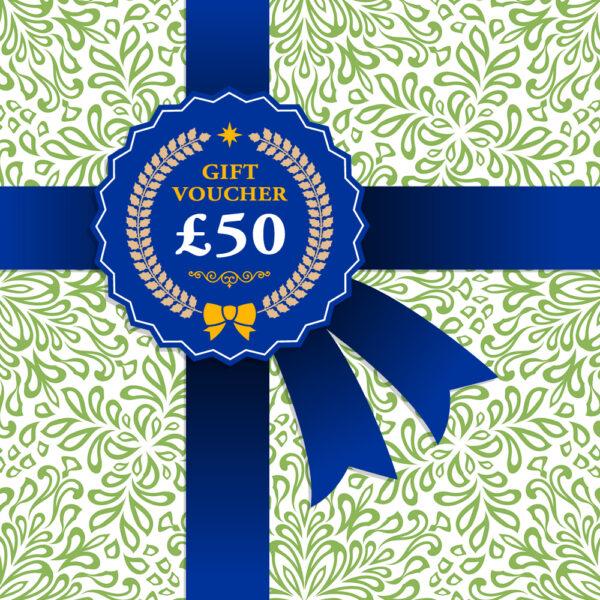 Milomade Gift Voucher £50