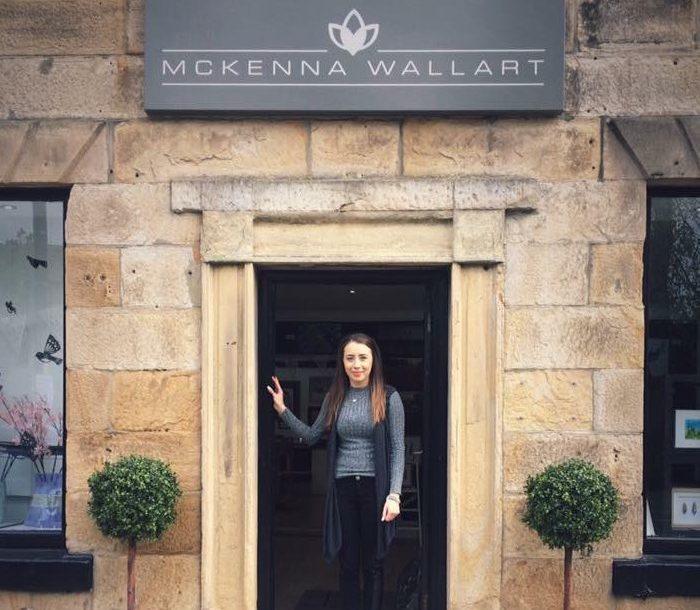 McKenna Wallart now stocks Milomade