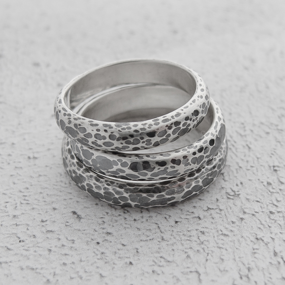 Sale - Ripple Rings