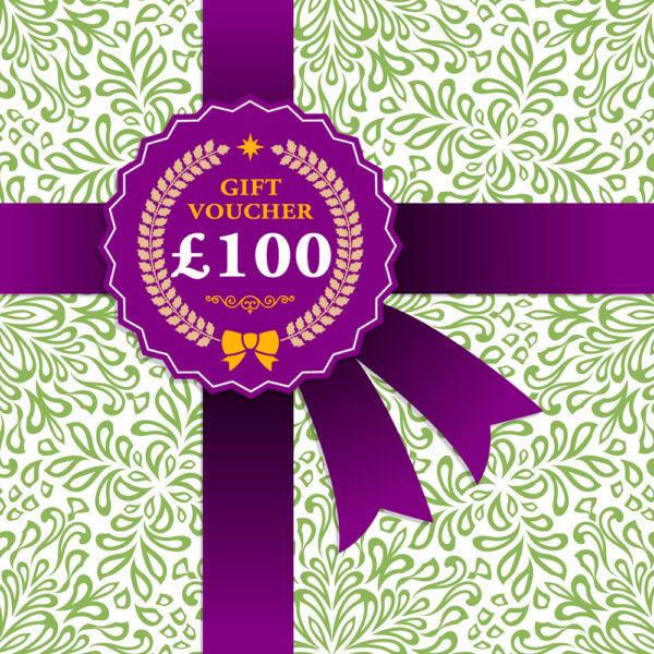 Milomade Gift Voucher £100